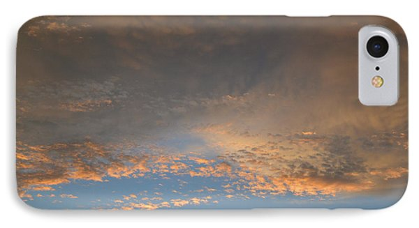 IPhone Case featuring the photograph Clouds Above Trees 2  by Lyle Crump