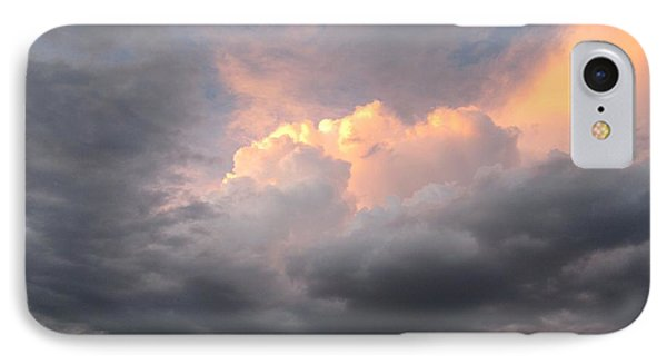Clouds And God IPhone Case by Cathy Long