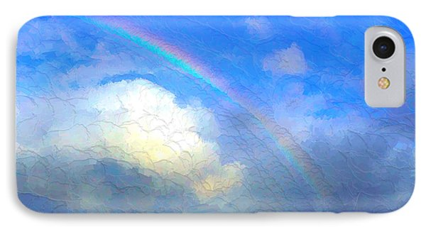 Clouds In Ireland IPhone Case by Bruce Nutting