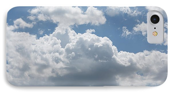 Clouds Phone Case by Kay Pickens