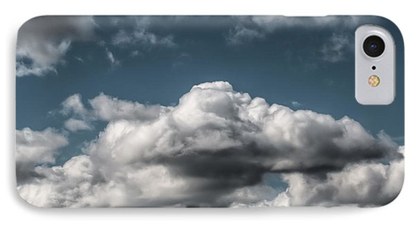 IPhone Case featuring the photograph Clouds by Leif Sohlman