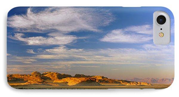 Clouds Over A Desert, Jordan IPhone Case