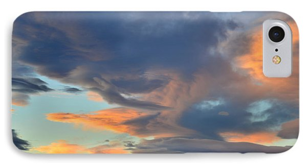 Clouds Over Colorado IPhone Case by Ray Mathis