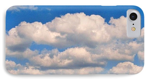 Clouds Over Lake Pontchartrain IPhone Case