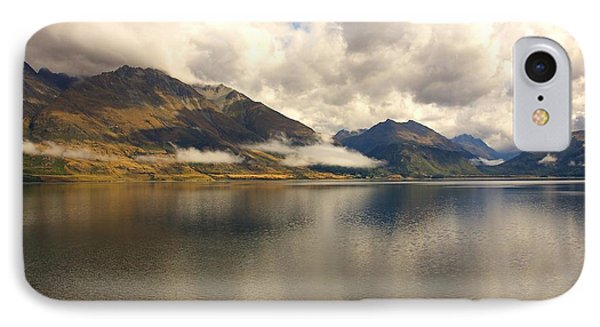IPhone Case featuring the photograph Clouds Over Wakatipu #1 by Stuart Litoff