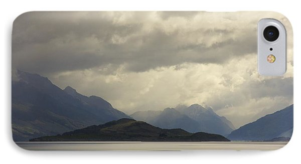 IPhone Case featuring the photograph Clouds Over Wakatipu #2 by Stuart Litoff