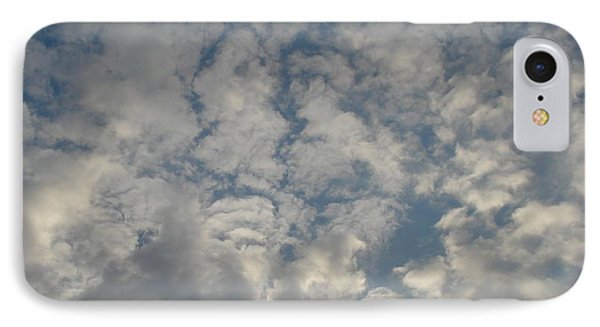 Clouds Two IPhone Case