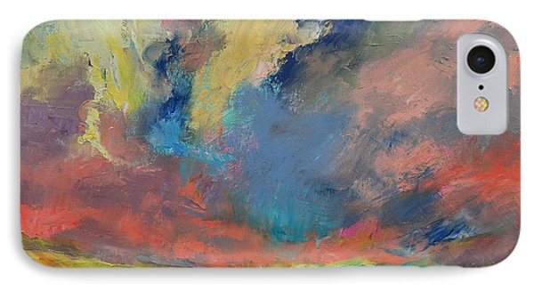 Cloudscape IPhone Case by Michael Creese