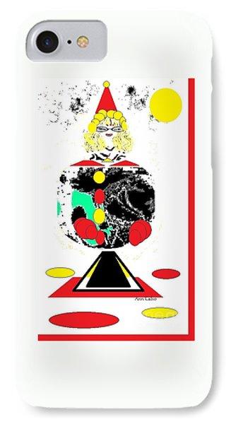 Clowning  Around 2 IPhone Case