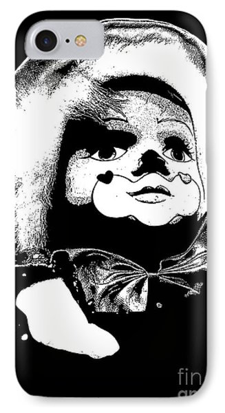 Clowning Around Phone Case by Linsey Williams