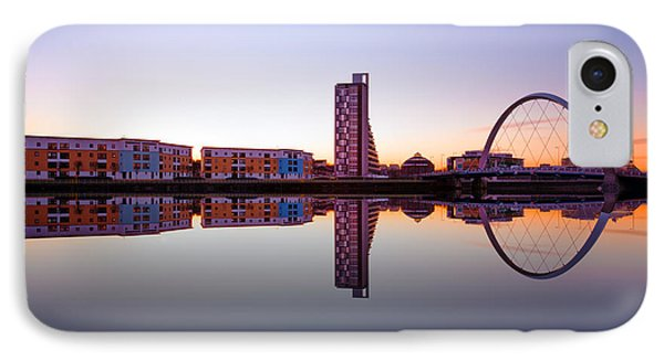 Clyde Arc  Phone Case by John Farnan