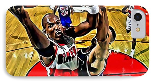 Clyde Drexler IPhone Case