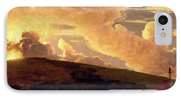 Clytie, C.1890-92 IPhone Case by Frederic Leighton