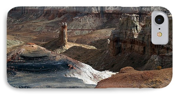 IPhone Case featuring the photograph Coal Mine Mesa 09 by Jeff Brunton