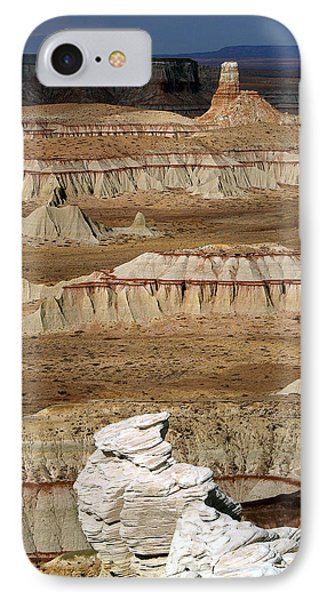 IPhone Case featuring the photograph Coal Mine Mesa 19 by Jeff Brunton
