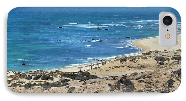 IPhone Case featuring the photograph Coast Baja California by Christine Till
