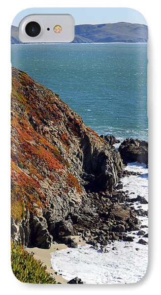 Coast Phone Case by Brent Dolliver