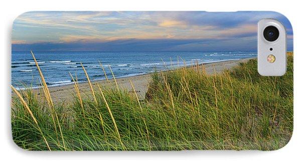 Coast Guard Beach Cape Cod IPhone 7 Case by Bill Wakeley