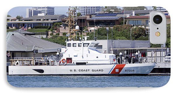 Coast Guard Phone Case by Shoal Hollingsworth