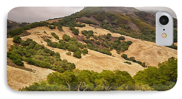 Coast Hills IPhone Case by Alice Cahill