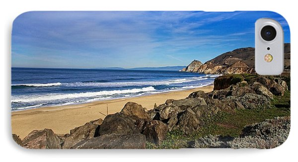 IPhone Case featuring the photograph Coastal Beauty by Dave Files
