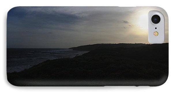 Coastal Evening Sun IPhone Case by Amanda Holmes Tzafrir