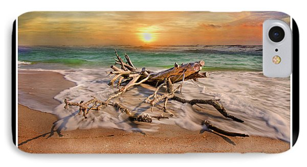 Coastal Morning  Phone Case by Betsy Knapp