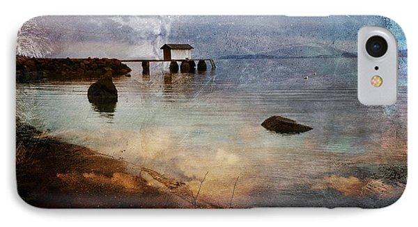 Coastal Path Phone Case by Randi Grace Nilsberg
