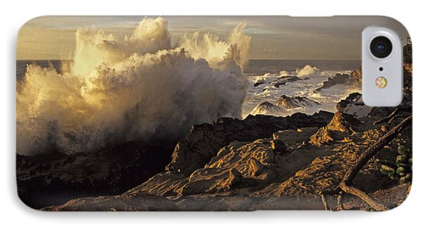 Coastal Storm Wave IPhone Case