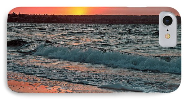 Coastal Sunset IPhone Case by Brian Chase