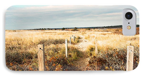 IPhone Case featuring the photograph Coastal Trail by Brooke T Ryan