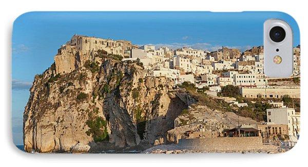 Coastal Village Of Peschici IPhone Case