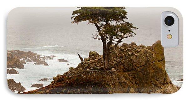 Coastline Cypress IPhone Case by Melinda Ledsome
