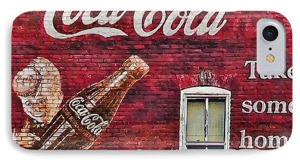 Coca Cola IPhone Case