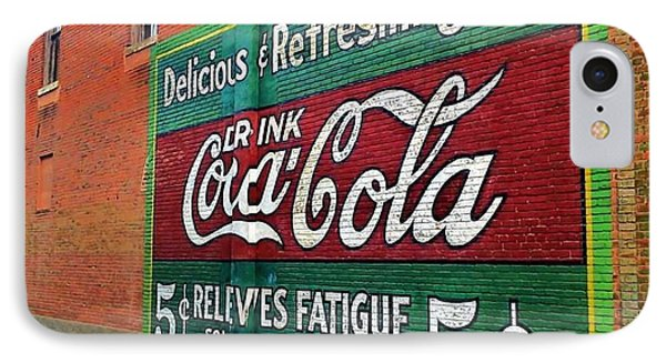 Coca Cola IPhone Case by PainterArtist FIN