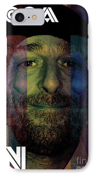 IPhone Case featuring the photograph Coca In  One by Sir Josef - Social Critic - ART
