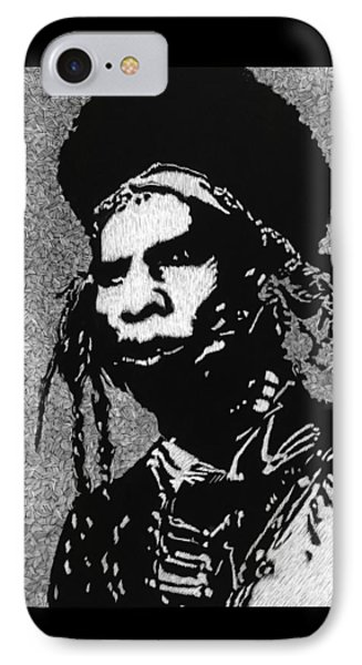 Cochise IPhone Case