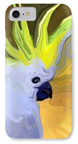Cockatoo IPhone Case by Chris Butler
