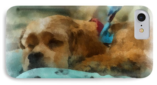 Cocker Spaniel Photo Art 06 Phone Case by Thomas Woolworth