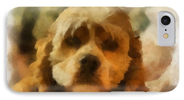 Cocker Spaniel Photo Art 03 Phone Case by Thomas Woolworth