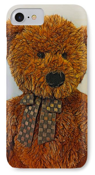 Coco IPhone Case by Steven Richardson
