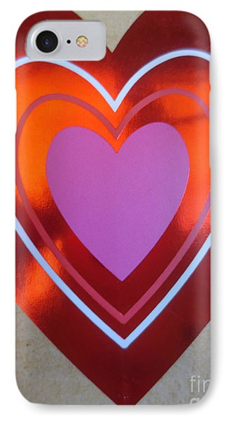 Coeurs / Hearts IPhone Case
