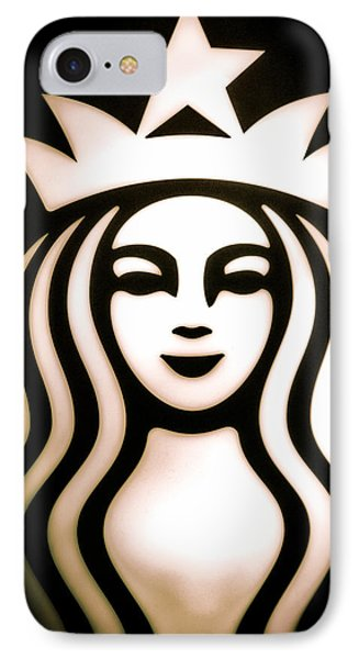Coffee Queen IPhone Case