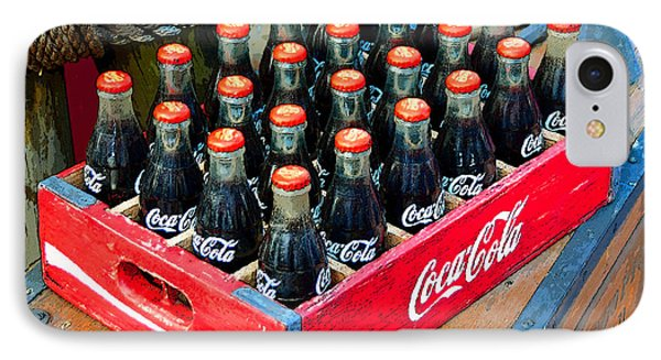 Coke Case IPhone Case by David Lee Thompson