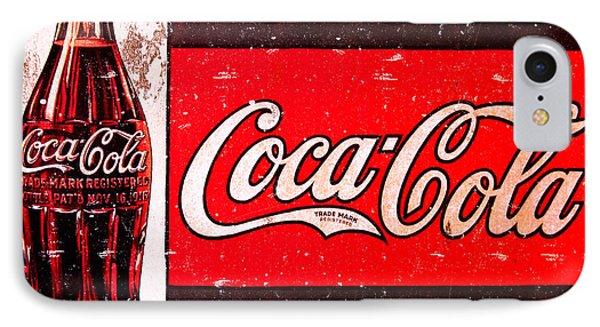 Coke IPhone Case by Reid Callaway