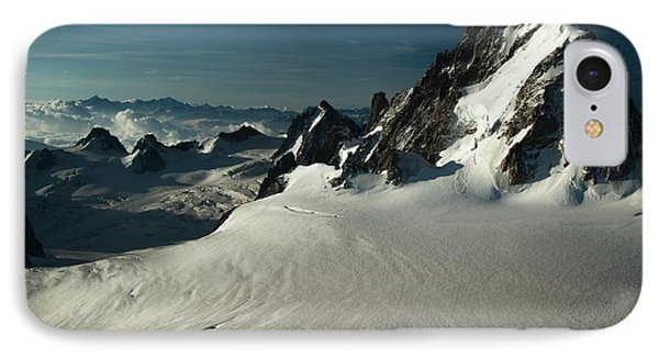Col Du Midi IPhone Case by Duncan Shaw
