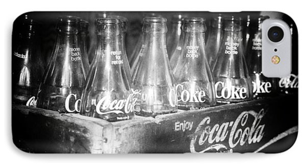 Cola Crate IPhone Case