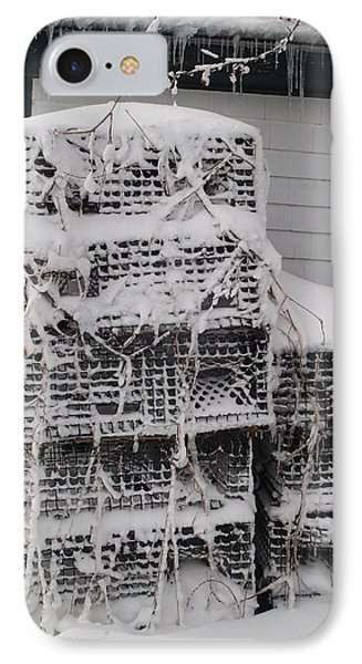 Cold Lobster Trap IPhone Case