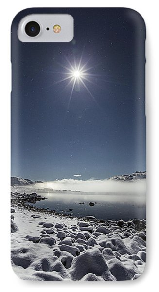 Cold Moon IPhone Case