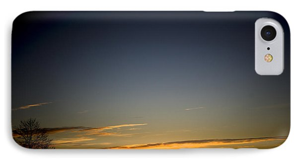 Cold Morning Sunrise IPhone Case by Michael Waters